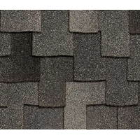 Мягкая черепица Owens Corning WOODCREST Granite