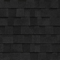 Битумная черепица Owens Corning DURATION Onyx Black